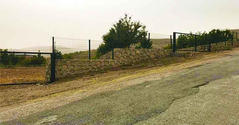 malatya çit, malatya panel çit,
